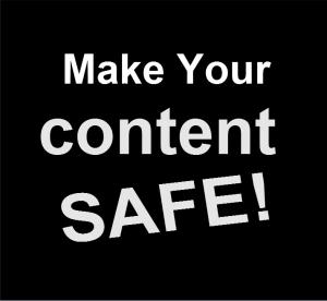 Das Plugin Wordfence bietet gute Sicherheit für WordPress-Websites - ganz nach dem Motto: Make Your Content Safe!