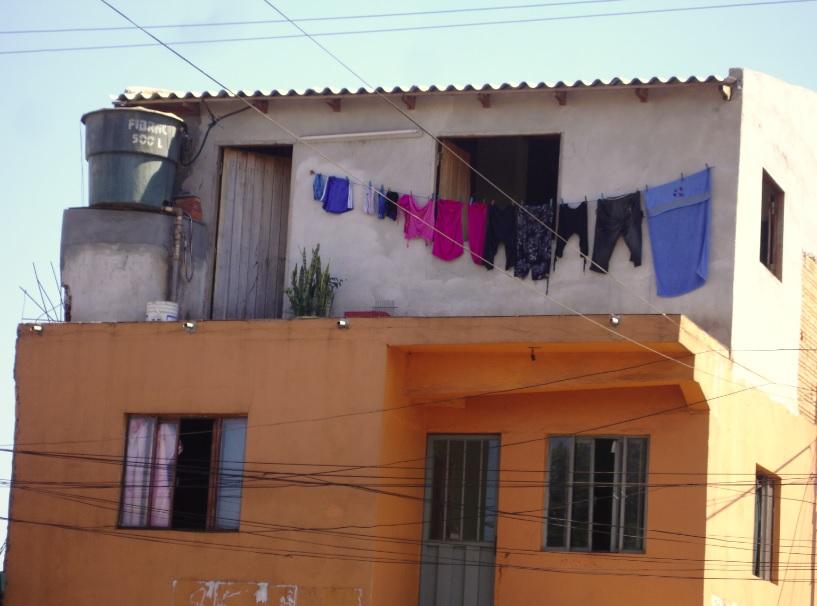 Bild zeigt eine Herberge in Paraguay - Message: Local Spirit hat Charme!